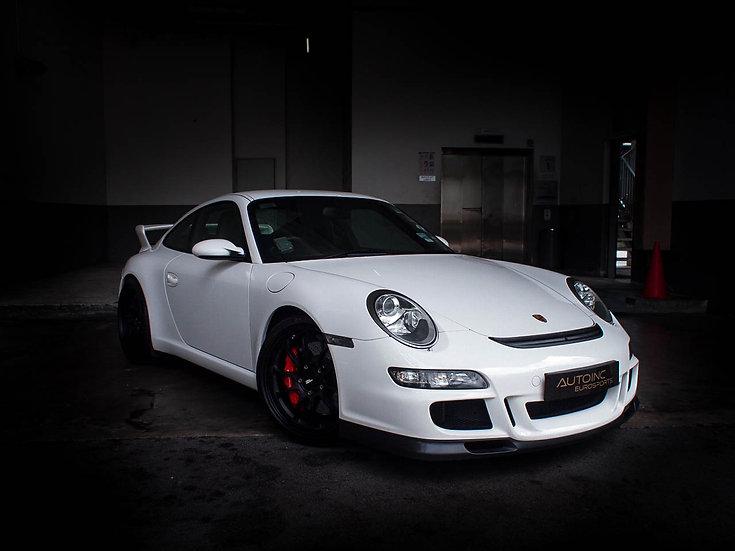 2007 Mar Porsche 911 GT3