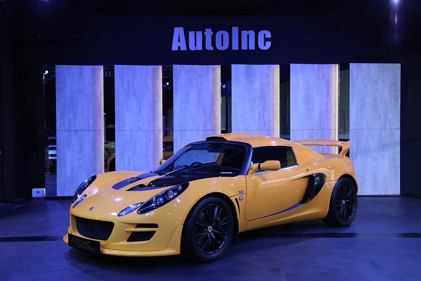 2011 Mar Lotus Exige S