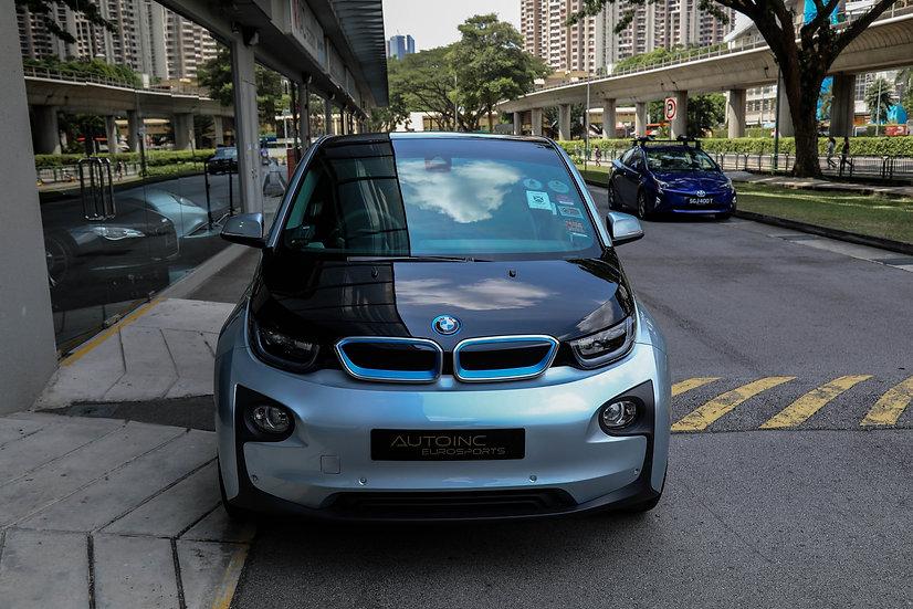 2015 May BMW i3 Rex