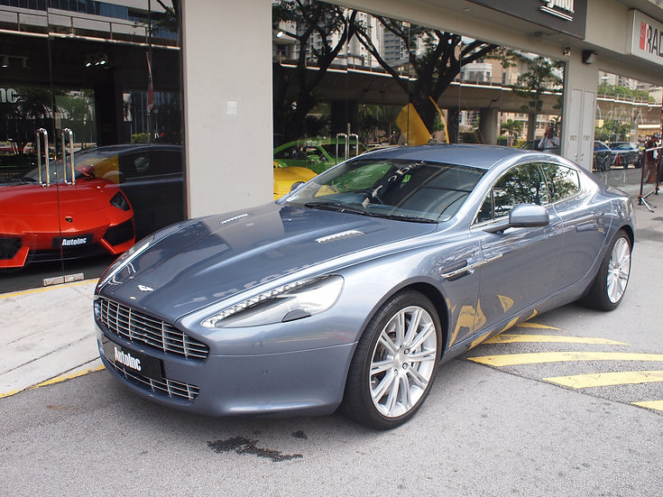 2011 Nov Aston Martin Rapide