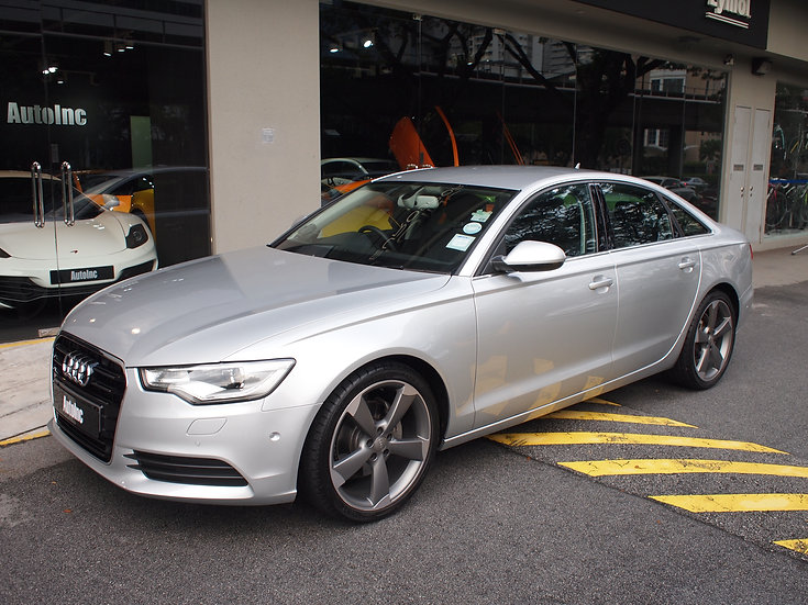 2014 Aug Audi A6 2.0 TFSI