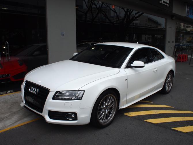 2010 Jul Audi A5