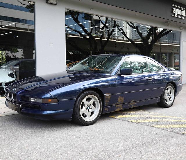 1991 Mar BMW 850i (New 10-Year COE)