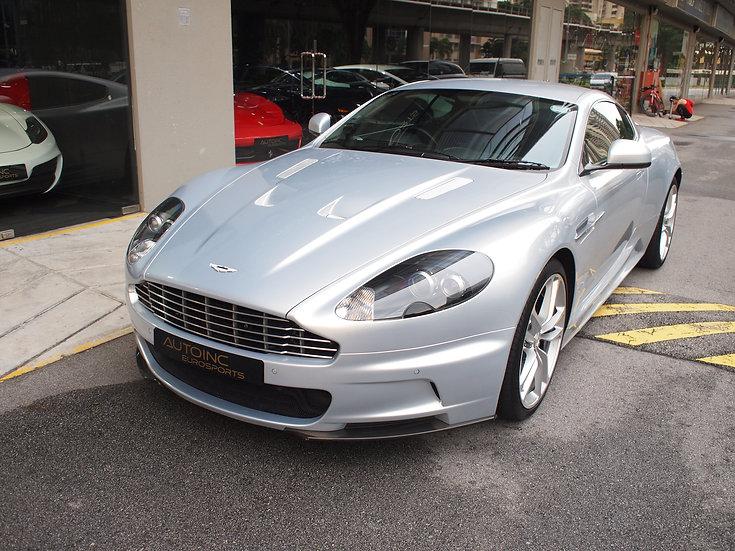 2010 Jun Aston Martin DBS