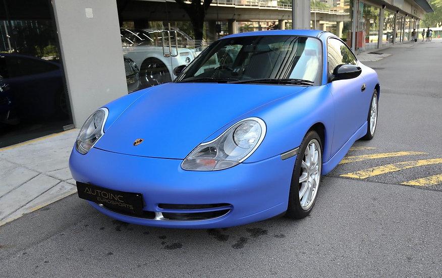 2001 Jun Porsche 911 Coupe Tiptronic