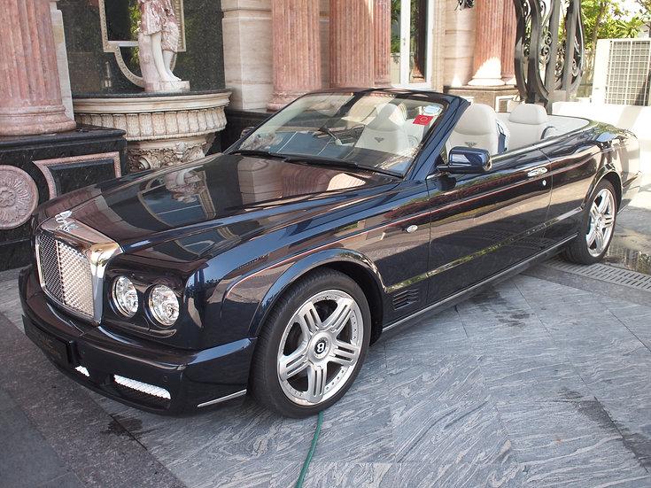 2012 Dec Bentley Azure T 6.8A