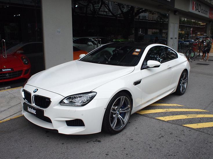 2013 Apr BMW M6