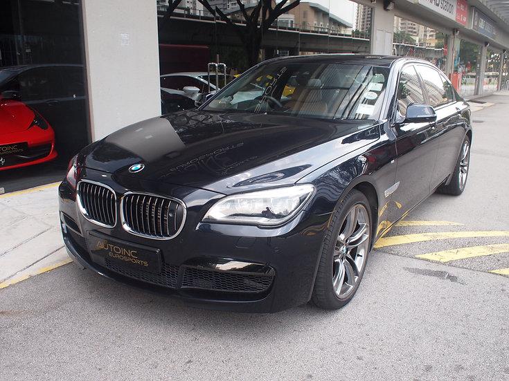 2014 Jul BMW 760Li