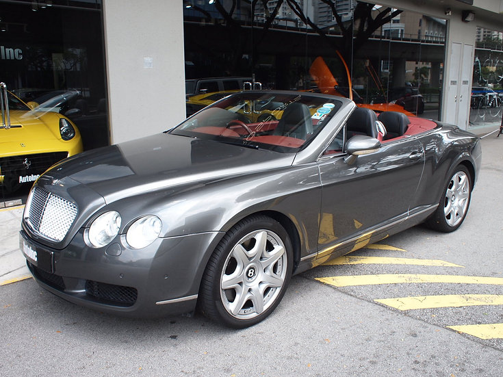 2009 Jan Bentley Continental GTC