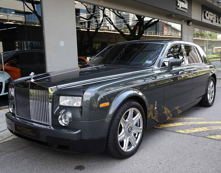2009 Jul Rolls-Royce Phantom (New 10-Year COE)