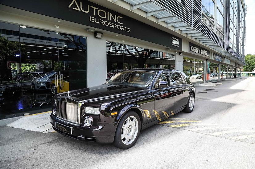 2012 Feb Rolls Royce Phantom EWB
