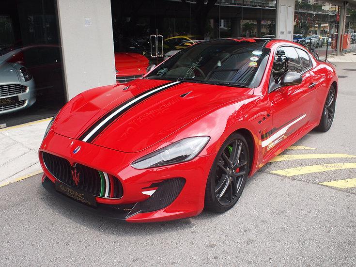 2012 Apr Maserati GranTurismo MC Stradale