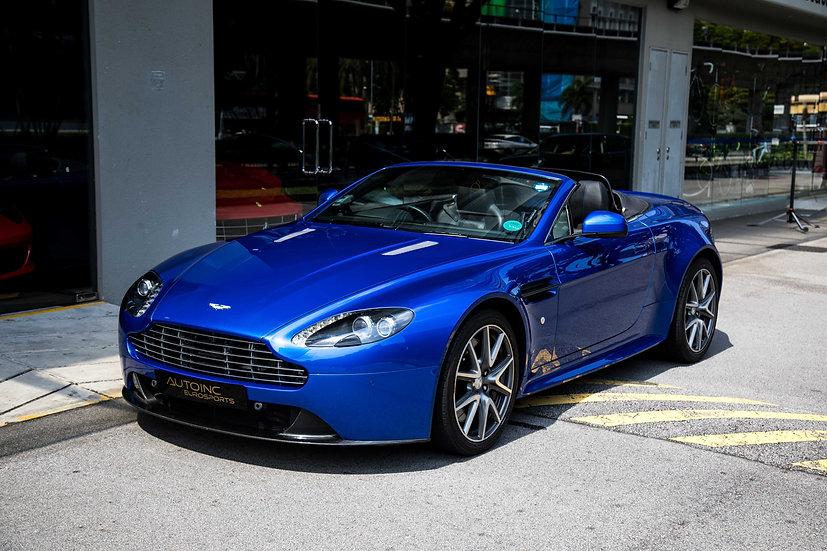 2012 Jan Aston Martin V8 Vantage S Roadster