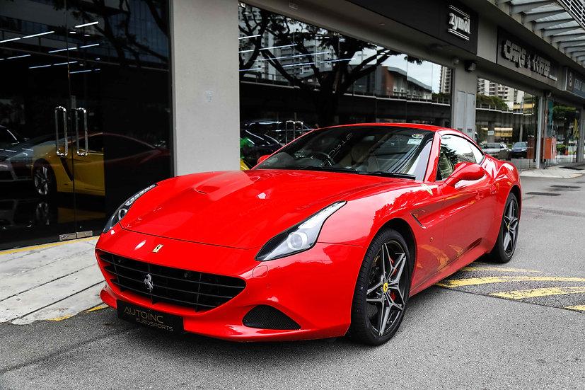 2015 Aug Ferrari California T