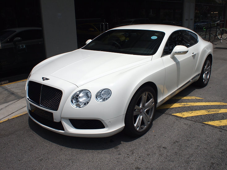 2015 Mar Bentley Continental GT