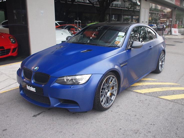 2009 Apr BMW M3