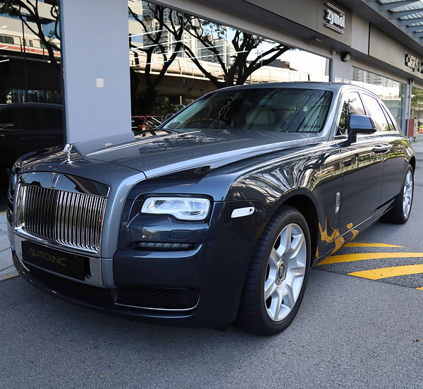 2015 Mar Rolls-Royce Ghost Series 2