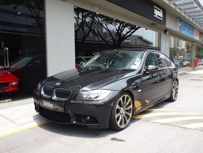 2006 Apr BMW 320I