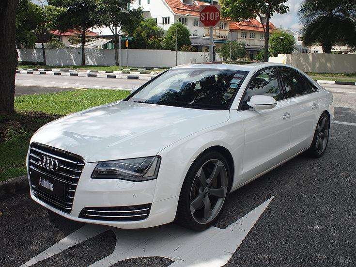 2011 May Audi A8