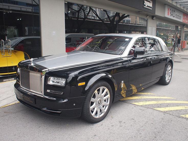 2013 Apr Rolls-Royce Phantom