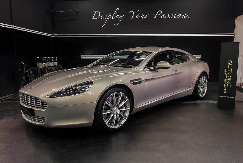 2010 Nov Aston Martin Rapide 6.0