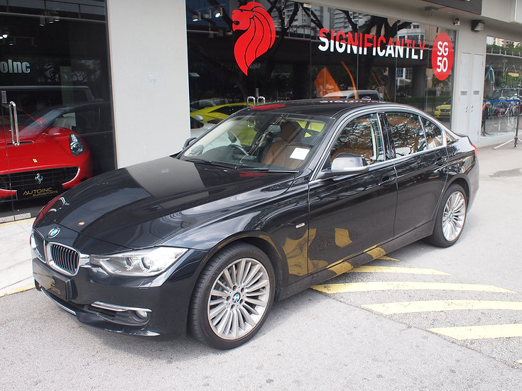 2012 Oct BMW 328i