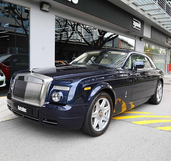 2011 Jul Rolls-Royce Phantom Coupe