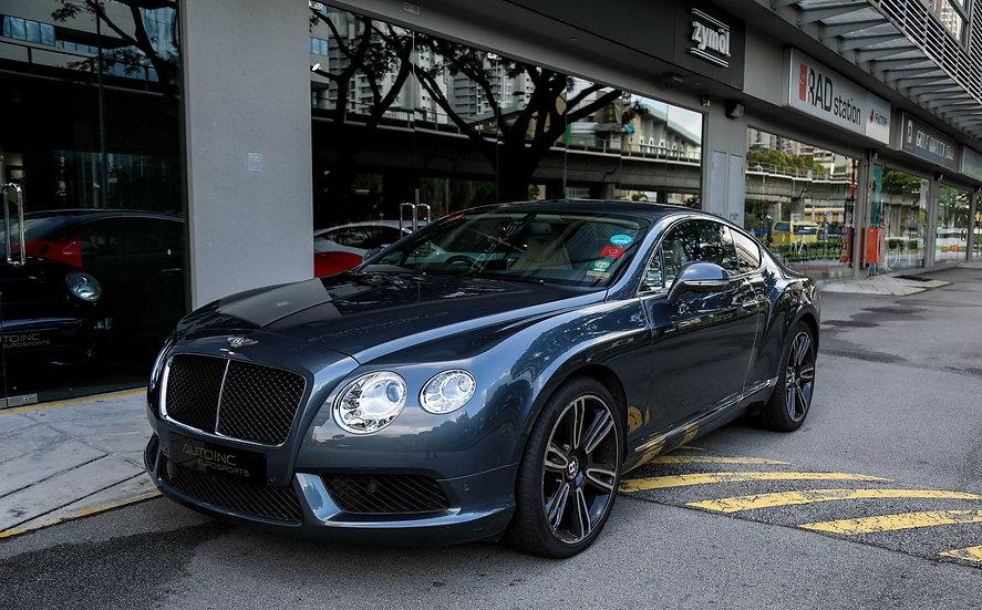 2013 May Bentley Continental GT V8