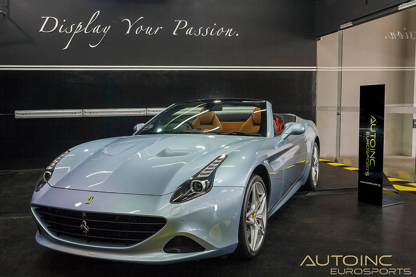 2015 Aug Ferrari California T