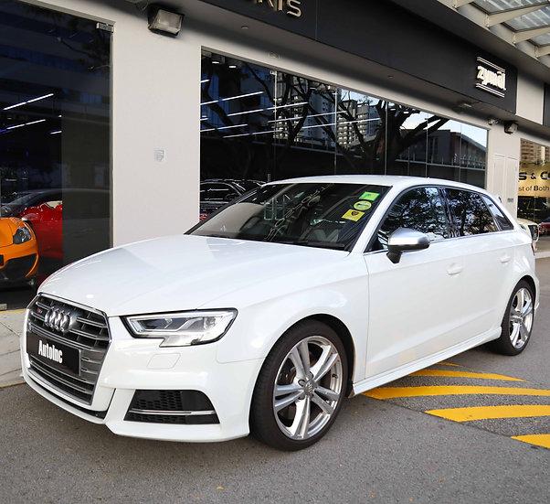 2018 Feb Audi S3 Sportback