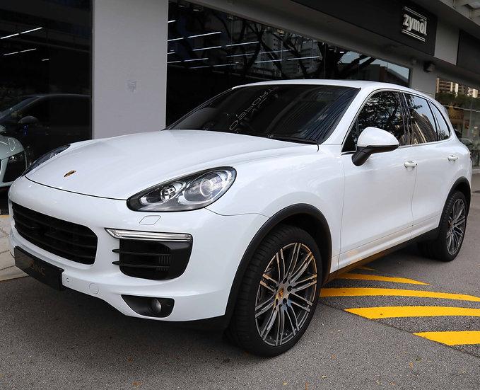 2015 Jun Porsche Cayenne S