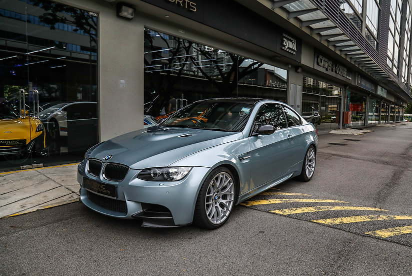 2010 Oct BMW M3 Coupe