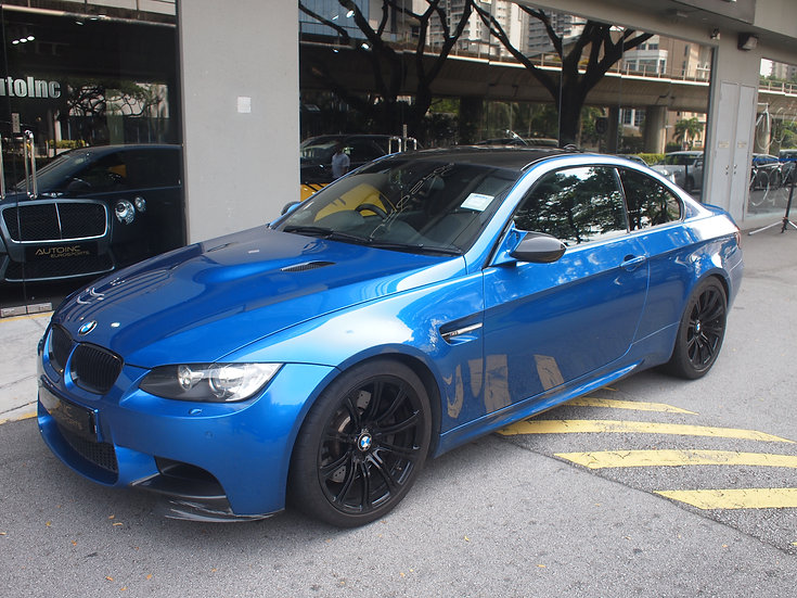 2010 May BMW M3