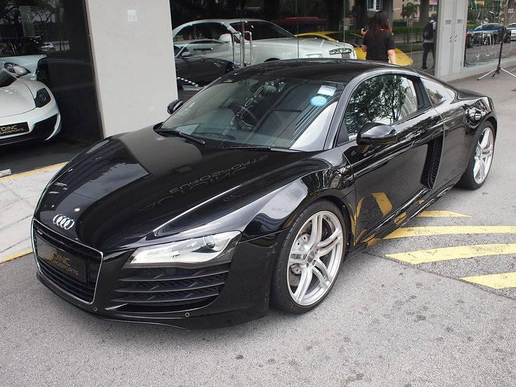 2008 Aug Audi R8