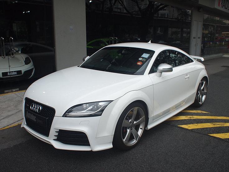 2011 Dec Audi TTRS Coupe 2.5 TFSI Quattro