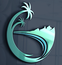 Beach or Bush logo