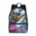 small backpack - African print.png