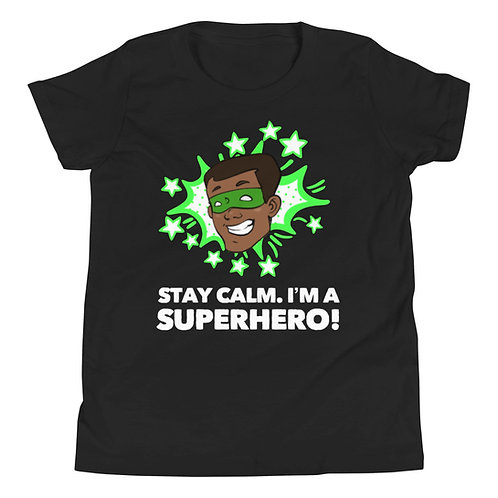 Kid's T-Shirt - I'm A Superhero