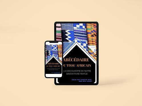 EBOOK - Abécédaire du tissu africain