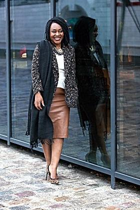 Lorraine Koné  consultante marketing branding