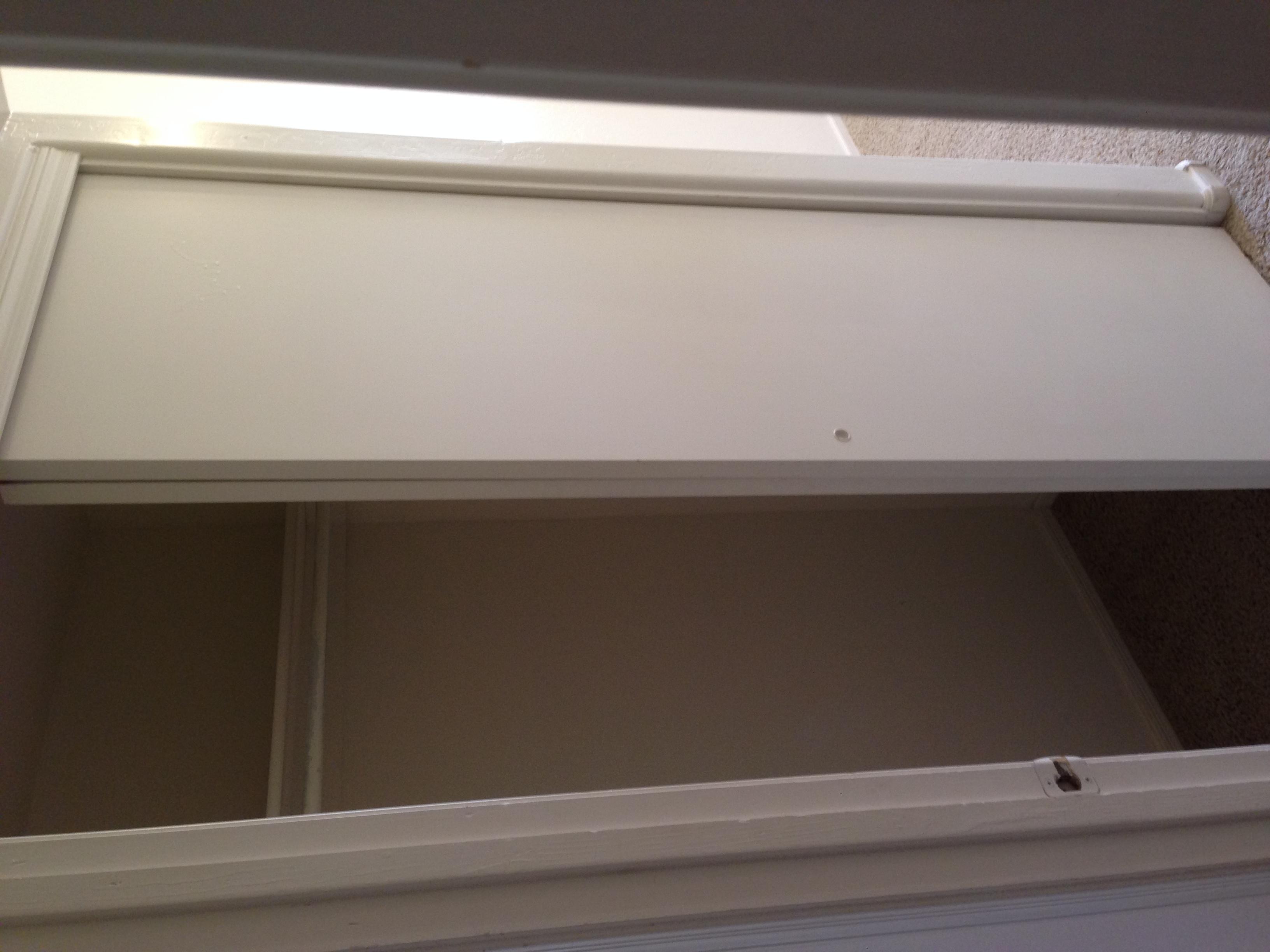 Bedroom 2 closet 1
