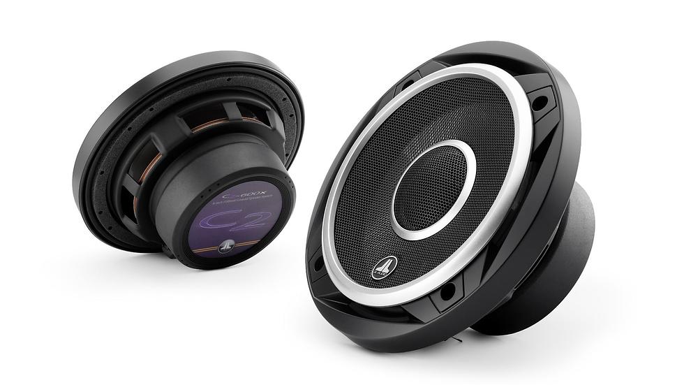 JL Audio C2-600x - 6-inch (150 mm) Coaxial Speaker