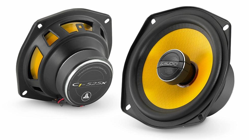 JL Audio C1-525x - 5.25-inch (130 mm) Coaxial Speaker