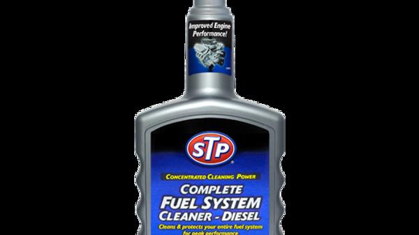 STP® COMPLETE FUEL SYSTEM CLEANER-DIESEL
