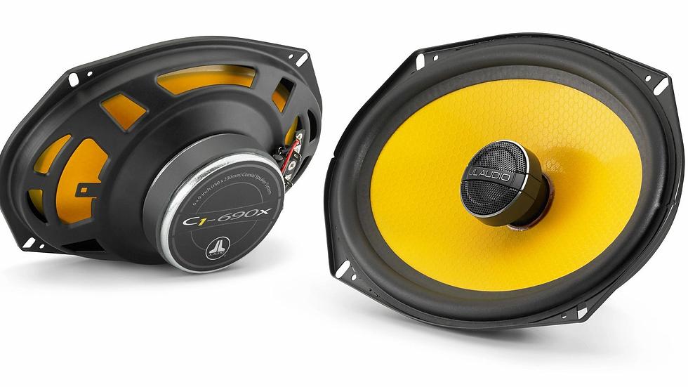 JL Audio C1-690x - 6 x 9-inch (150 x 230 mm) Coaxial Speaker