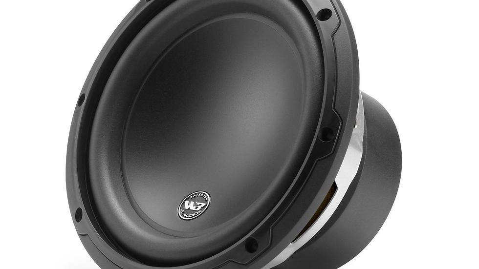 JL Audio 8W3v3-4 - 8-inch (200 mm) Subwoofer Driver, 4 Ω