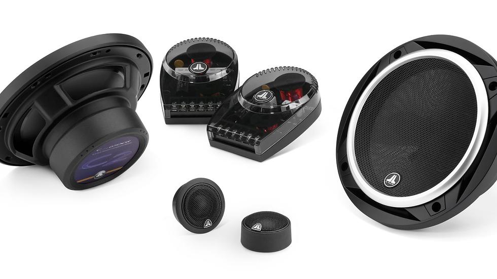 JL Audio C2-650 - 6.5-inch (165 mm) 2-Way Component Speakers