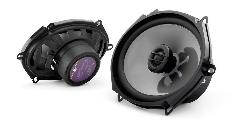 JL Audio C2-570x - 5 x 7 / 6 x 8-inch (125 x 180 mm) Coaxial Speaker