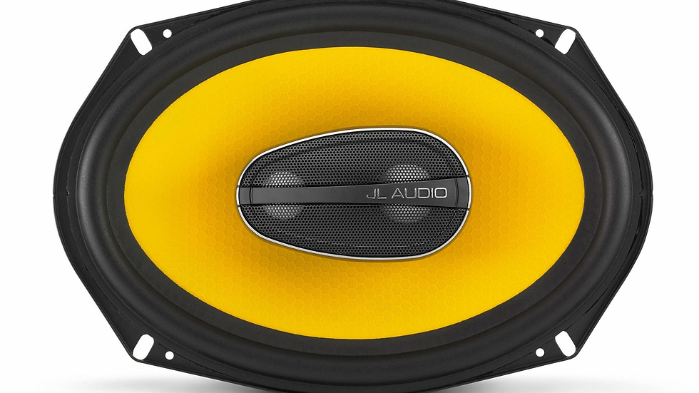 JL Audio C1-690tx - 6 x 9-inch (150 x 230 mm) 3-Way Coaxial Speaker