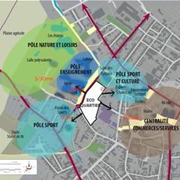 Caudry - Nouvelle concession d'aménagement